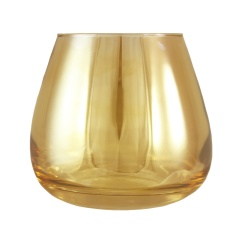 "Набор 6 стаканов для виски, цвет ""Янтарь"" С-2070"