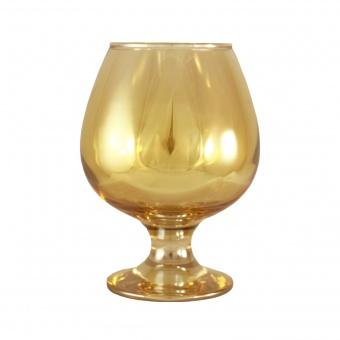 """Набор 6 шт бокалы для бренди, цвет """"Янтарь"""" С-188"""