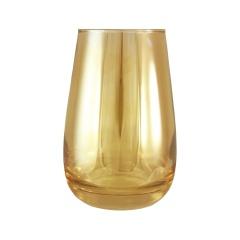 """Набор 6 стаканов для коктейля, цвет """"Янтарь"""" С-2069"""