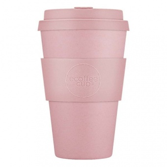 Ecoffee Cup Пушок 400 мл (14 oz) / КОД 160