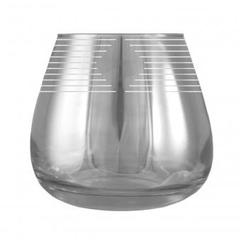 """Набор - стаканы для виски 6 шт с узором """"Ромб"""" цвет """"Кварц"""" EQ233-2070"""