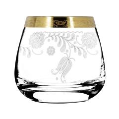"""Набор - стаканы для виски 6 шт с узором """"Нежность"""" TAV34-2070"""