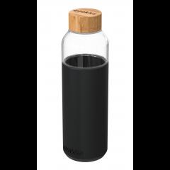 """Бутылка для воды Quokka """"Черный"""" 660мл / 40007"""