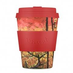 Ecoffee Cup Цветущая слива  350 мл (12 oz) SE / код 261
