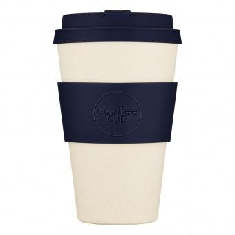 Ecoffee Cup Синяя природа 400мл (14oz) / КОД 101