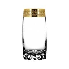 """Набор - 6 стаканов для сока с рисунком """"Версаче"""" EAV08-812"""