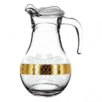 """Кувшин для воды с рисунком """"Винтаж"""" 1л. EAV25-3944"""