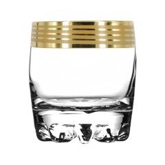 """Набор - 6 стаканов для виски с рисунком """"Иллюзия"""" EAV65-415"""