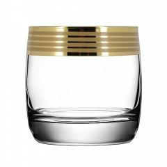 """Набор 6 стаканов для виски с рисунком """"Иллюзия"""" EAV65-808"""