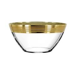 """Набор салатников 2 шт с рисунком """"Иллюзия"""" (диаметр 13см) EAV65-1542"""