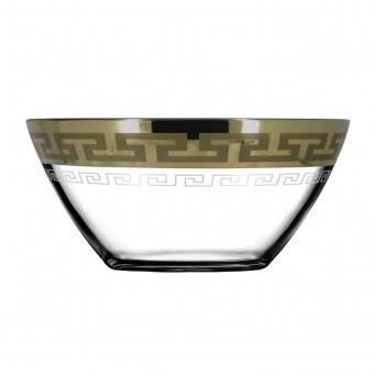"""Набор салатников 2 шт с рисунком """"Греческий узор"""" (диаметр16 см) GE03-1425"""