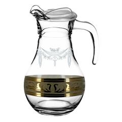 """Кувшин для воды с рисунком """"Русский узор"""" 1л. GE09-3944"""