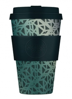 Ecoffee Cup Блэкгейт 400МЛ (14OZ) / КОД 165