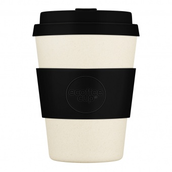 Ecoffee Cup Черная природа 350мл (12oz) / КОД 233