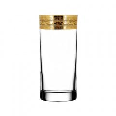 """Набор 6 стаканов для сока с рисунком """"Версаче"""" EAV08-402"""