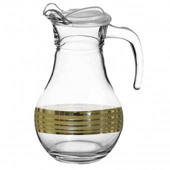 """Кувшин для воды с рисунком """"Иллюзия"""" 1л. EAV65-3944"""
