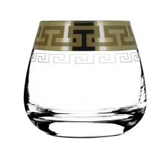 """Набор - стаканы для виски 6 шт с узором """"Греческий узор"""" GE03-2070"""