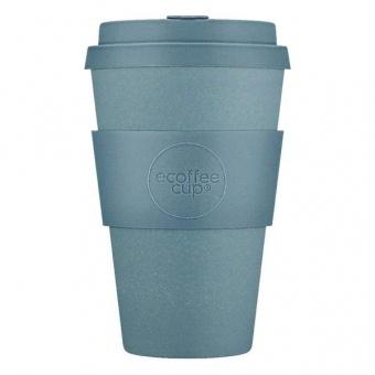 Ecoffee Cup Мягкий серый 400 мл (14oz) / КОД 159