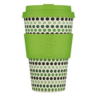 Ecoffee Cup Зеленый горошек 400мл (14oz) / КОД 112