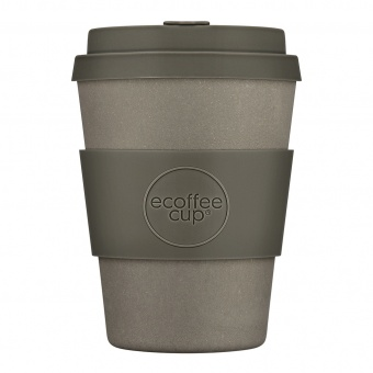 Ecoffee Cup Очень серый 350МЛ (12OZ) / КОД 220