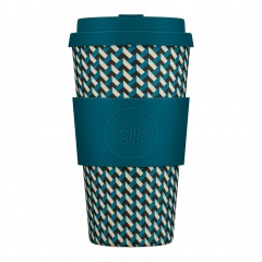 Ecoffee Cup Дорога Натана 475мл (16oz) / КОД 402