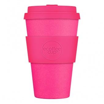 Ecoffee Cup Розовый 400МЛ (14OZ) / КОД 107