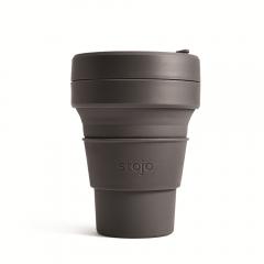 STOJO стакан Уголь 355мл (12oz) / S1-CBN