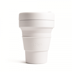 STOJO стакан Кварц 355мл (12oz) / S1-QTZ