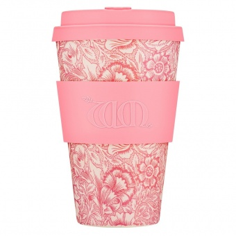 Ecoffee Cup Мак 400мл  (14oz) WM / КОД 501
