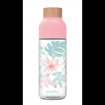 """Бутылка для воды из тритана """"Тропический сад"""", Quokka 720мл / 06914"""