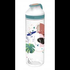 """Бутылка для воды из тритана """"Синестезия"""", Quokka 670мл / 06934"""