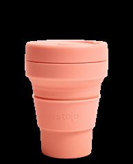 STOJO стакан Абрикос 355мл (12oz)  / S1-APR