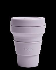 STOJO стакан Сирень 355мл (12oz)  / S1-LIL