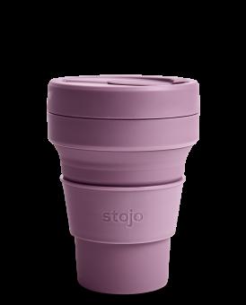STOJO стакан Слива 355мл (12oz)  / S1-PLM