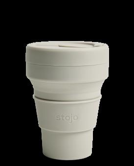 STOJO стакан Овес 355мл (12oz)  / S1-OAT