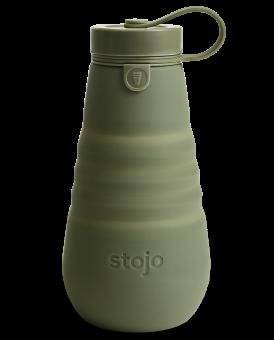 Stojo бутылка Мох 590 мл (20oz) / W1-MOS