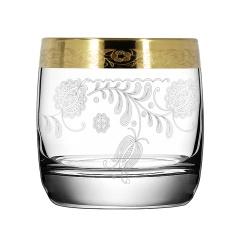 """Набор 6 стаканов для виски с рисунком """"Нежность"""" TAV34-808"""