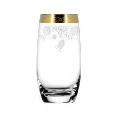 """Набор 6 стаканов для сока с рисунком """"Нежность"""" TAV34-809"""