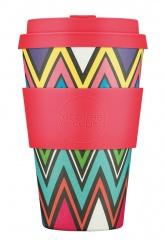 Ecoffee Cup Заг мемориум 400мл (14oz) / КОД 162
